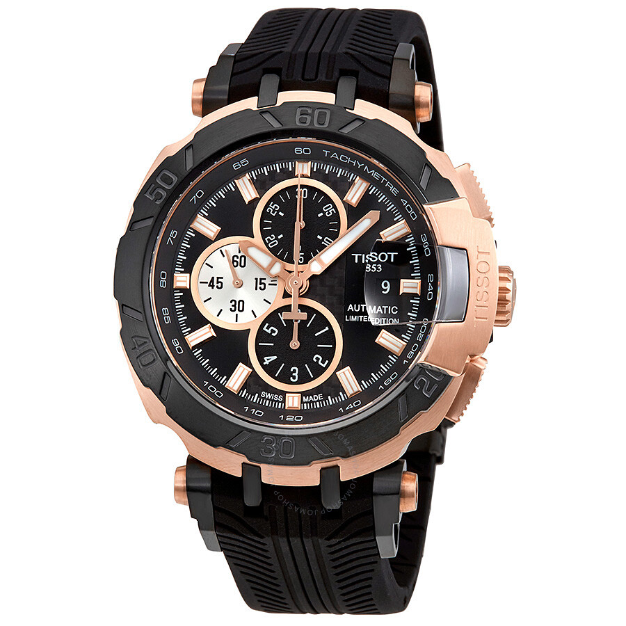 tissot t race motogp chronograph men 39 s watch. Black Bedroom Furniture Sets. Home Design Ideas