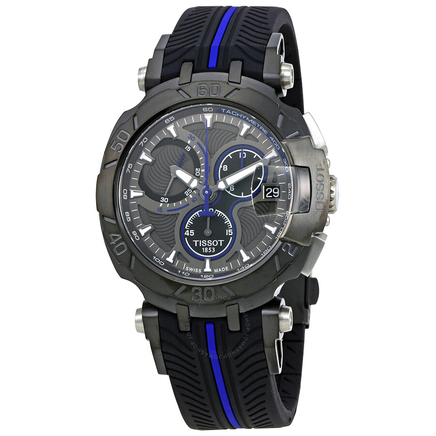 tissot t race motogp limited edition men 39 s watch. Black Bedroom Furniture Sets. Home Design Ideas