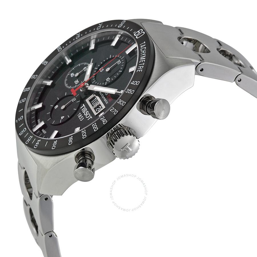 607d143d5ec ... Tissot T-Sport PRS 516 Automatic Chronograph Men s Watch  T044.614.21.051.00 ...