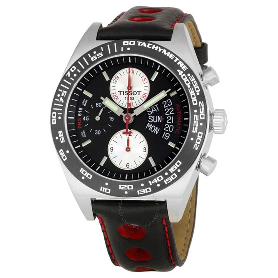 4e90e8fd790 Tissot T-Sport PRS516 Automatic Chronograph Men s Watch