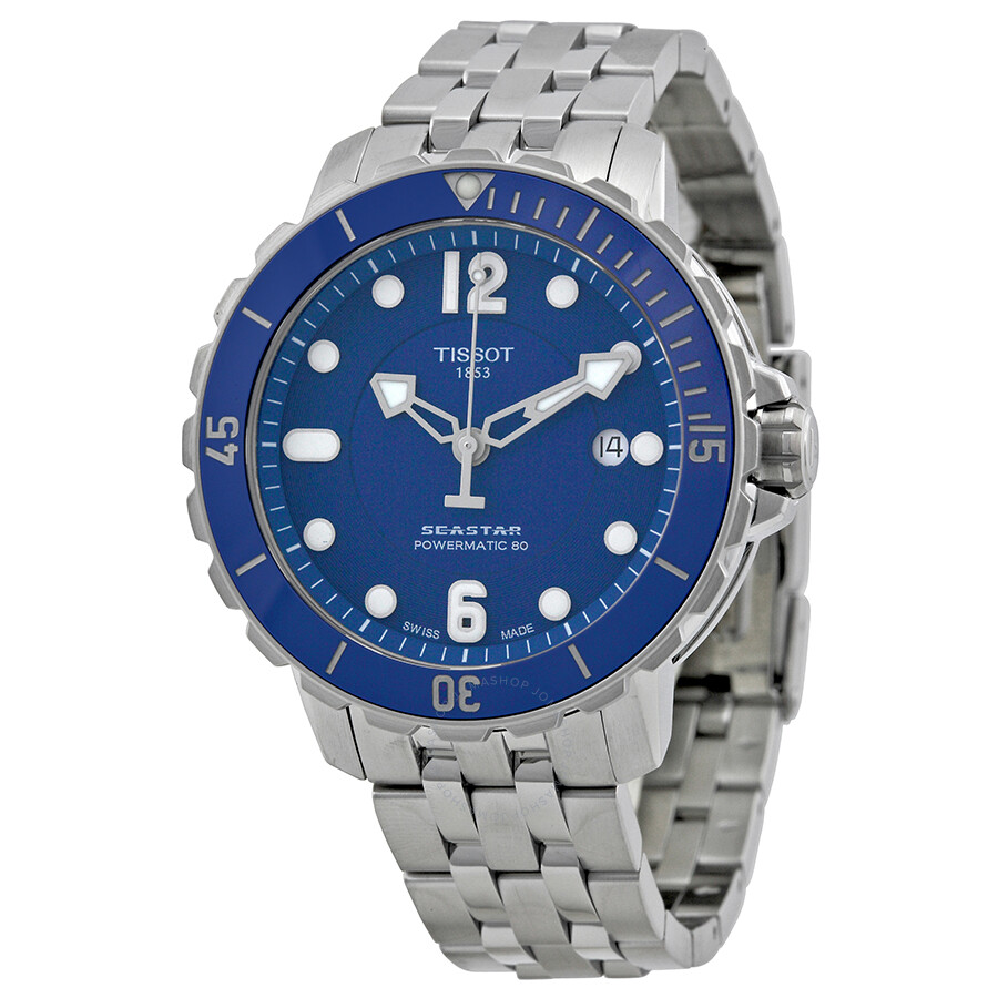 Tissot T-Sport Seastar 1000 Automatic Men s Watch Item No.  T066.407.11.047.02 7698ac8559b