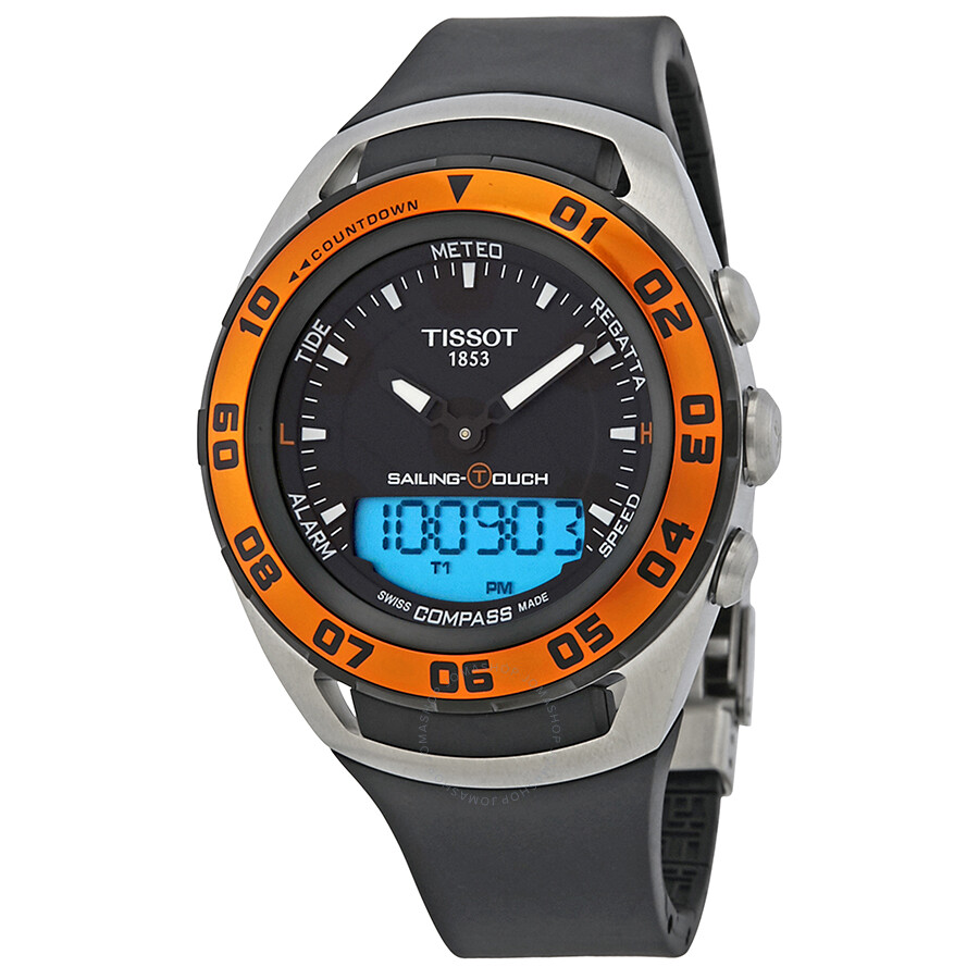 tissot t touch analog digital s t056 420 27 051