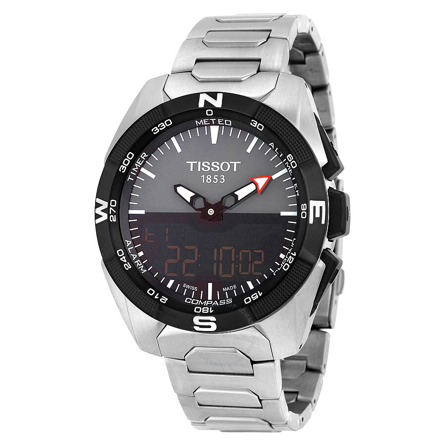 tissot t touch expert solar men 39 s sports watch. Black Bedroom Furniture Sets. Home Design Ideas