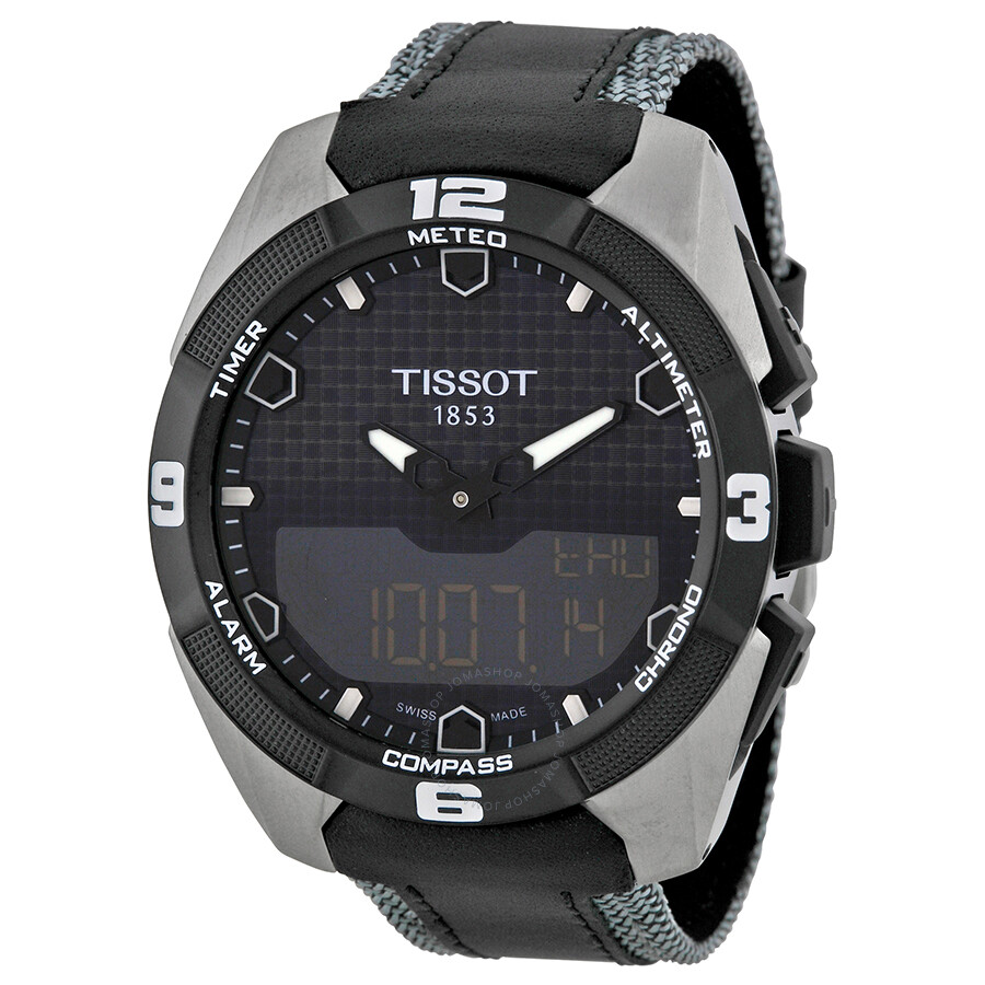 045dd998afe4 Tissot T-Touch Expert Solar Men s Watch T0914204605101 - T-Touch ...