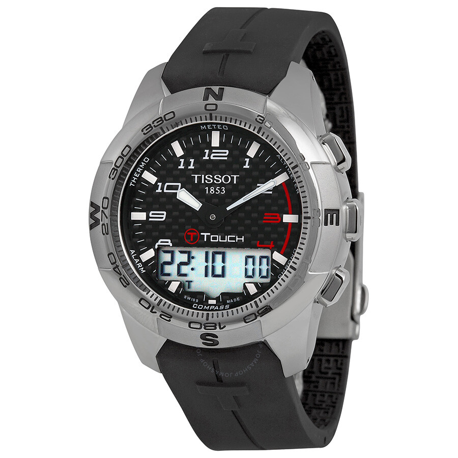 tissot t touch ii analog digital s t047 420 47