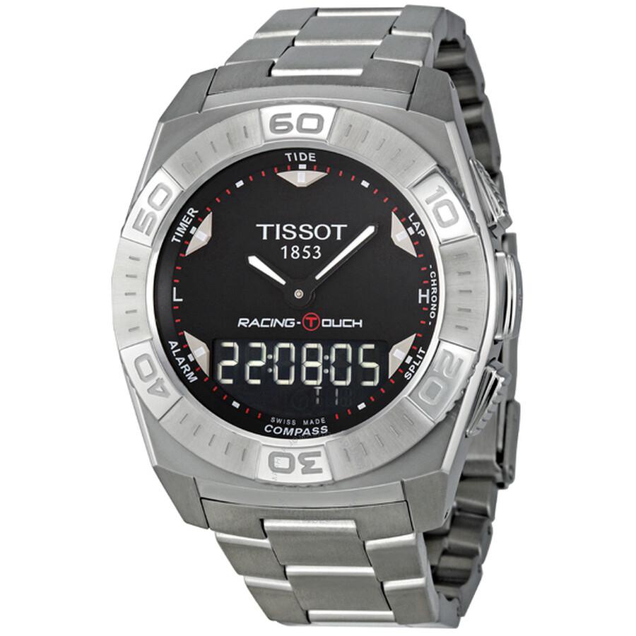Tissot T Race Touch Инструкция