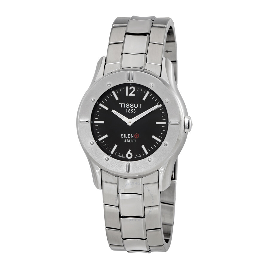 025852d58f2 Tissot T Touch Silen-T Quartz Men s Watch T40.1.486.51 - T-Touch ...