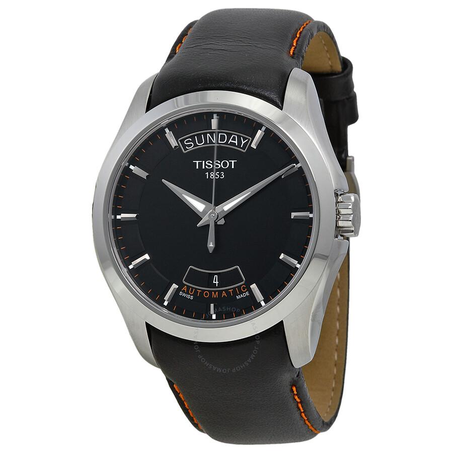 Tissot T-Trend Couturier Automatic Men s Watch T035.407.16.051.01 ... 734e1ba9ff3