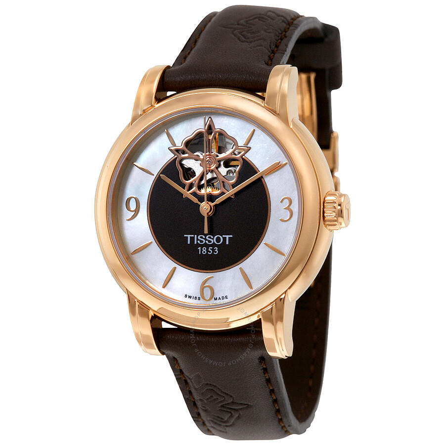T-Classic Lady Heart Automatic Ladies Watch T0502073711704