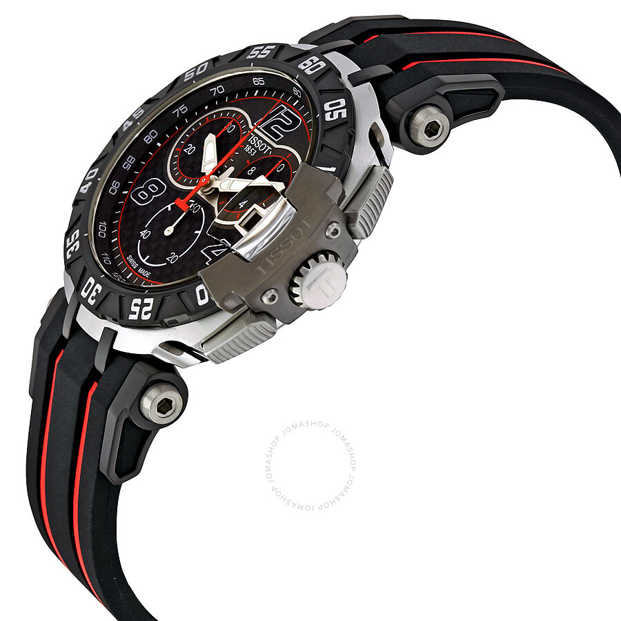 47e7509b3 ... Tissot T-Race Moto GP Black Dial Chronograph Men's Watch T0924172720700  ...