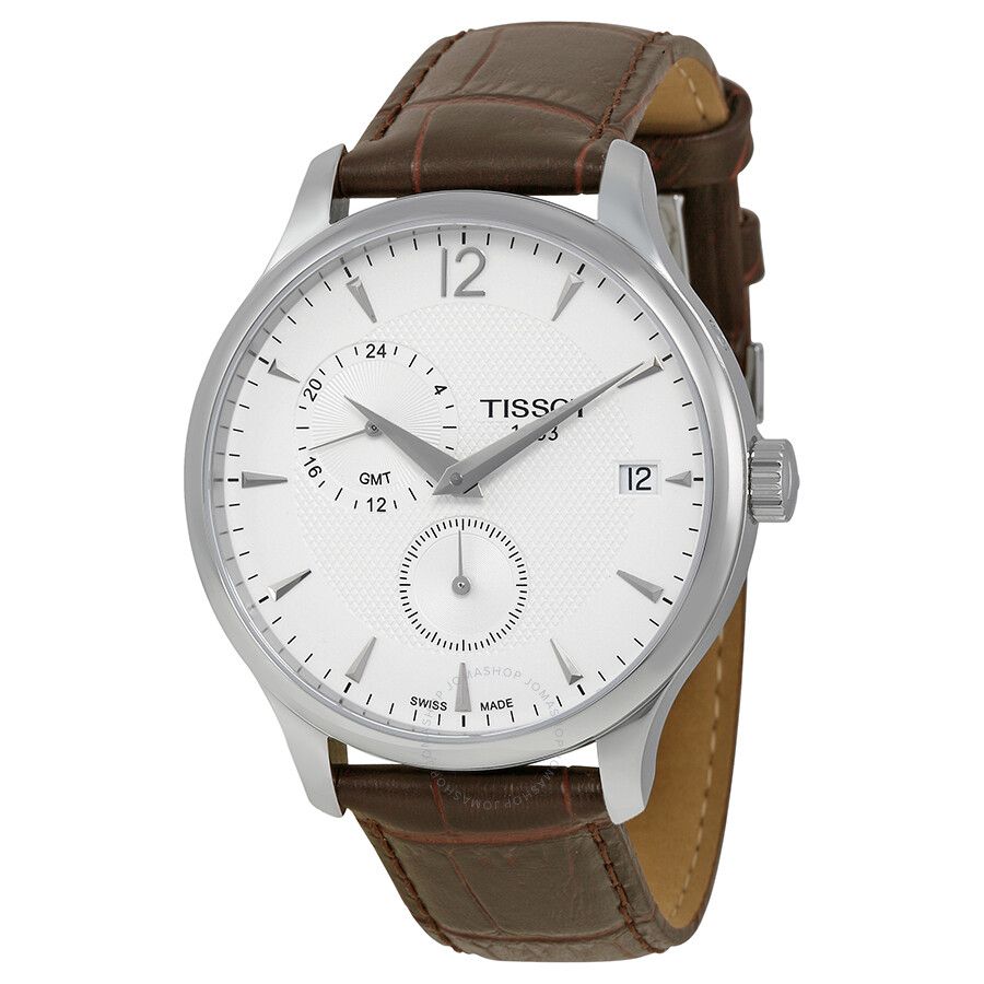 Tissot Tradition Gmt White Dial Men's Watch T0636391603700. Toggle Chains. Standard Watches. Silver Ring Gemstone. Crystal Beads For Jewelry. 2000 Engagement Rings. Pink Gold Rings. 25th Anniversary Bands. 9 Inch Gold Ankle Bracelet