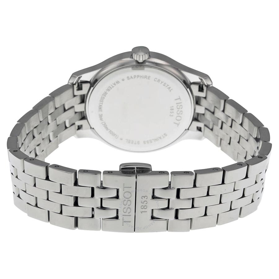 Tradition Silver Dial Ladies Watch T0632101103700