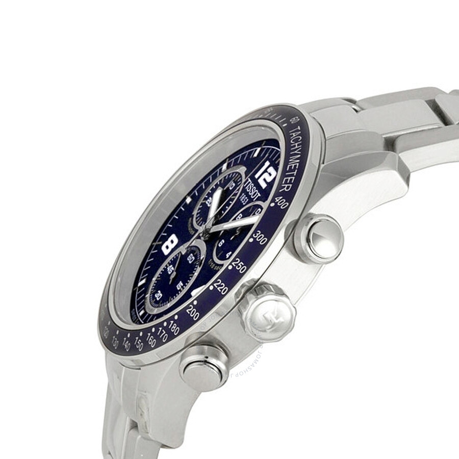 Tissot V8 Chronograph Men S Watch T039 417 11 047 00 V8 T Sport