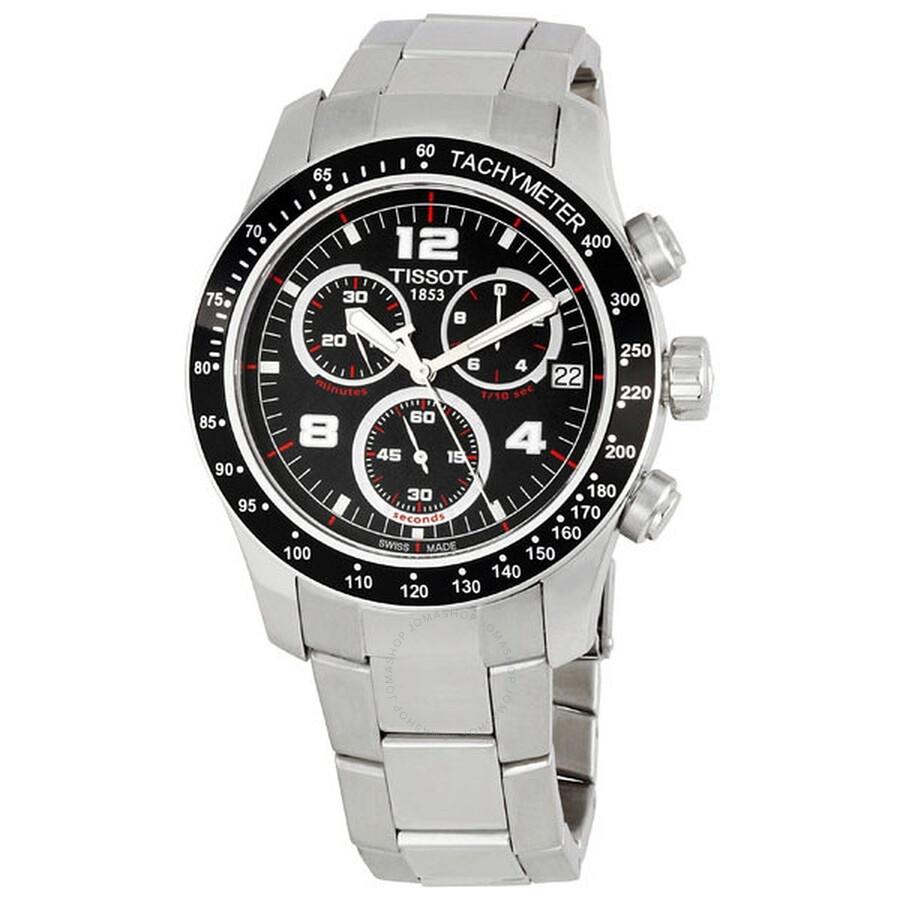 Tissot V8 Chronograph Men S Watch T039 417 11 057 00 V8 T Sport