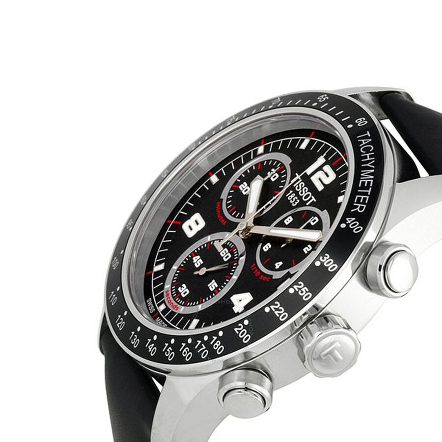 Tissot V8 Men S Chronograph Watch T039 417 16 057 00 V8 T Sport