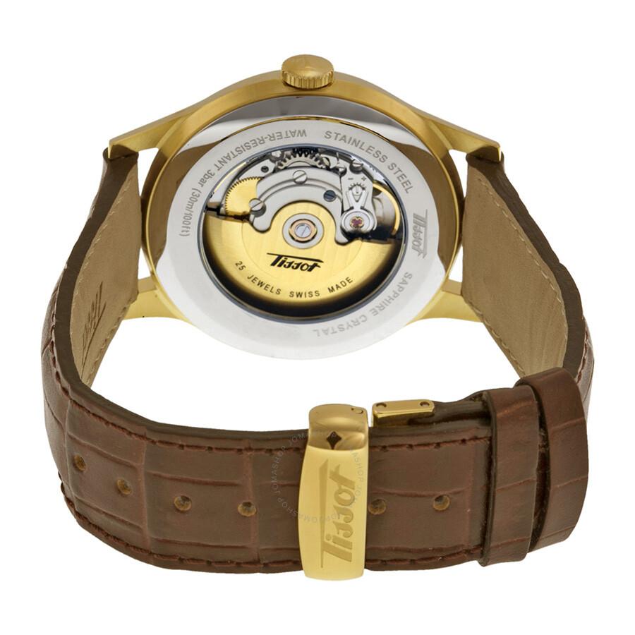 ... T0194303603101 Tissot Visodate Automatic White Dial Men s Watch  T0194303603101 ... e7756924be