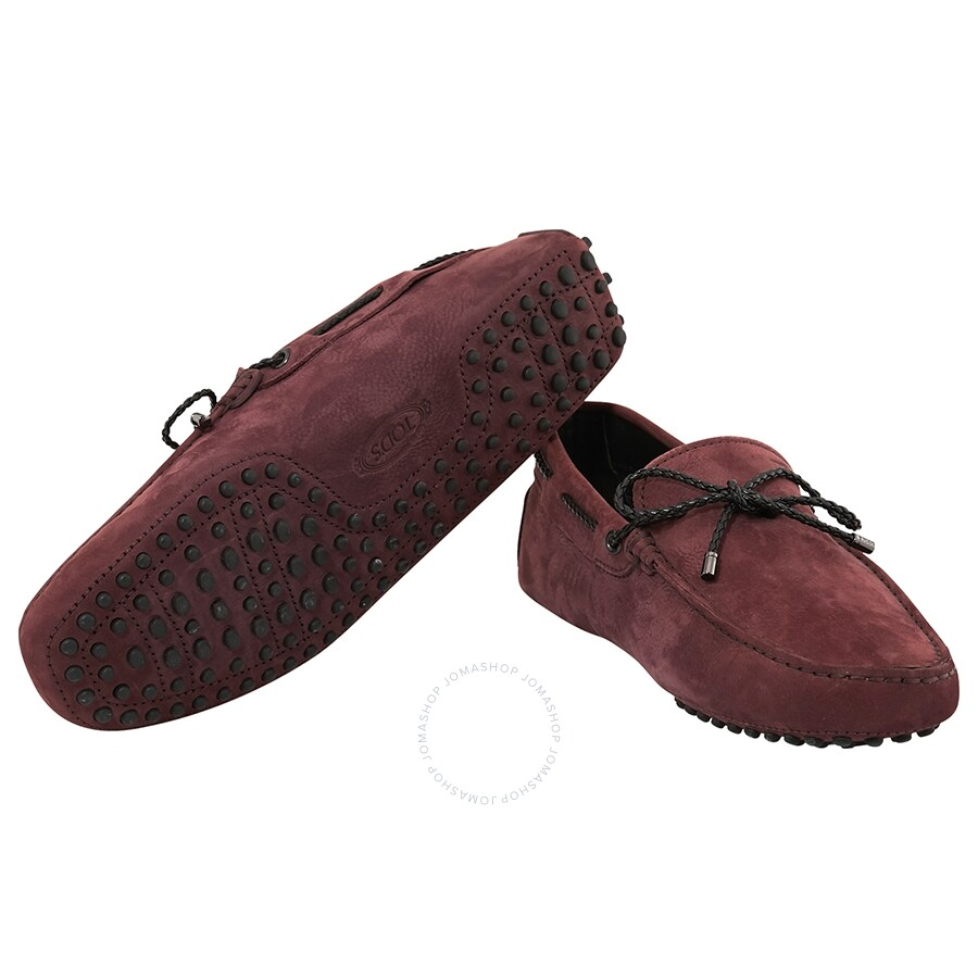 f08b2a19d12 Tod s Gommino Suede Driving Shoes- 7 - Shoes - Fashion   Apparel ...