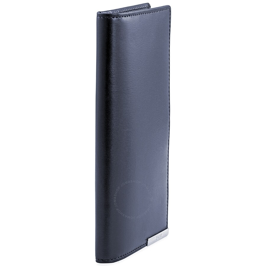 5c86c13b95 Tods Leather Wallet- Dark Blue - Tods - Handbags - Jomashop