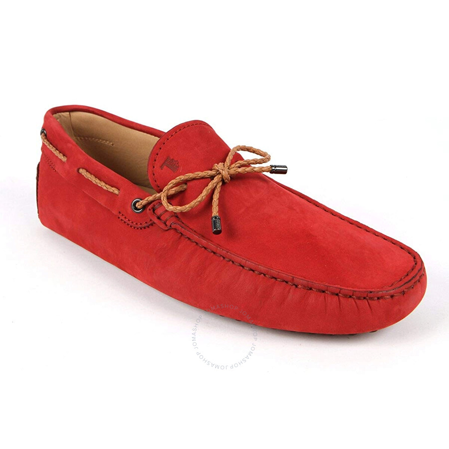 078537548a625 Tods Men's Gommino Driving Shoes- Size 11 Item No. XXM0GW05473VEK9997
