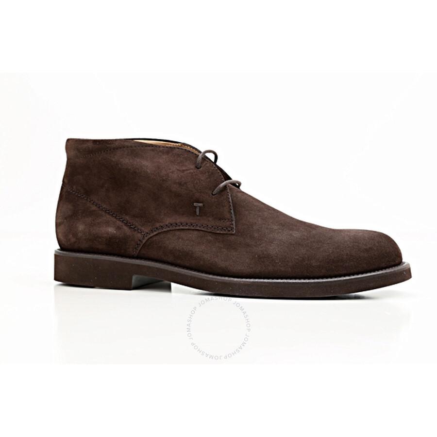 TOD/'S SHOES MAN DESERT BOOTS shoes BOOTS MAN shoes HOMME 100/%AUTHENT
