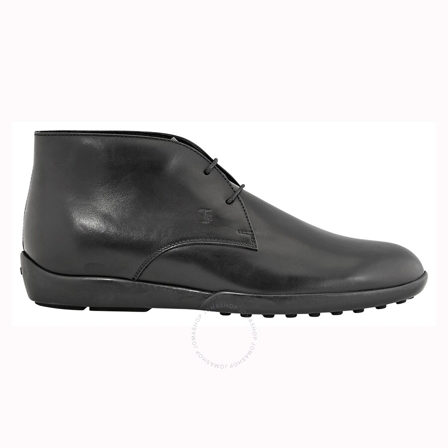 Tods Men S Leather Shoes Size 7 Shoes Fashion Apparel Jomashop