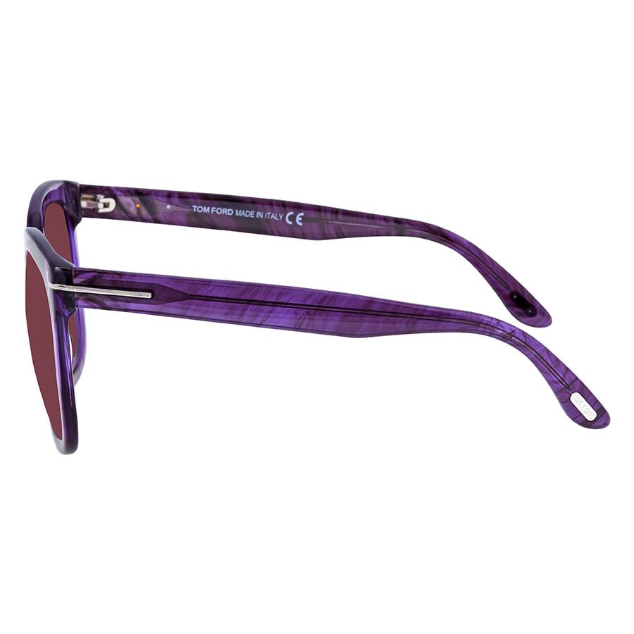 8c320f043b09 Tom Ford Amarra Square Sunglasses FT0502 83T - Tom Ford - Sunglasses ...