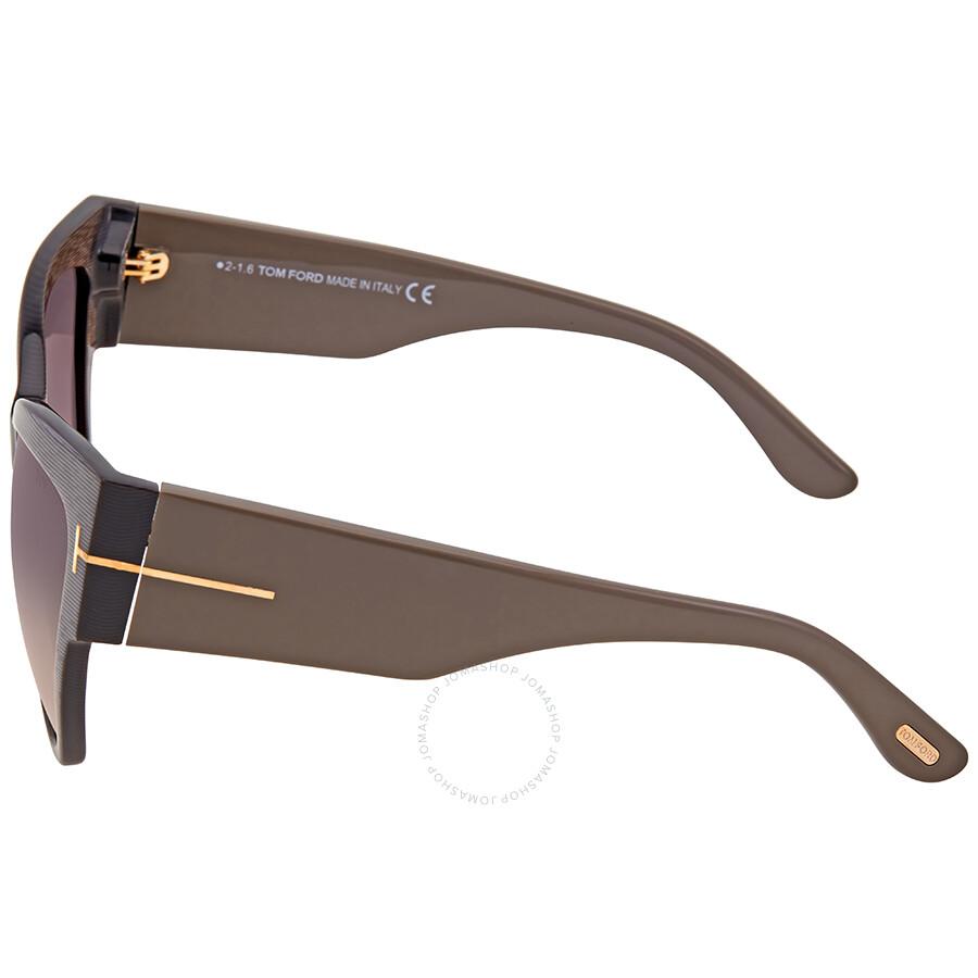 6d0a3c890dc Tom Ford Anoushka Smoke Gradient Sunglasses - Tom Ford - Sunglasses ...