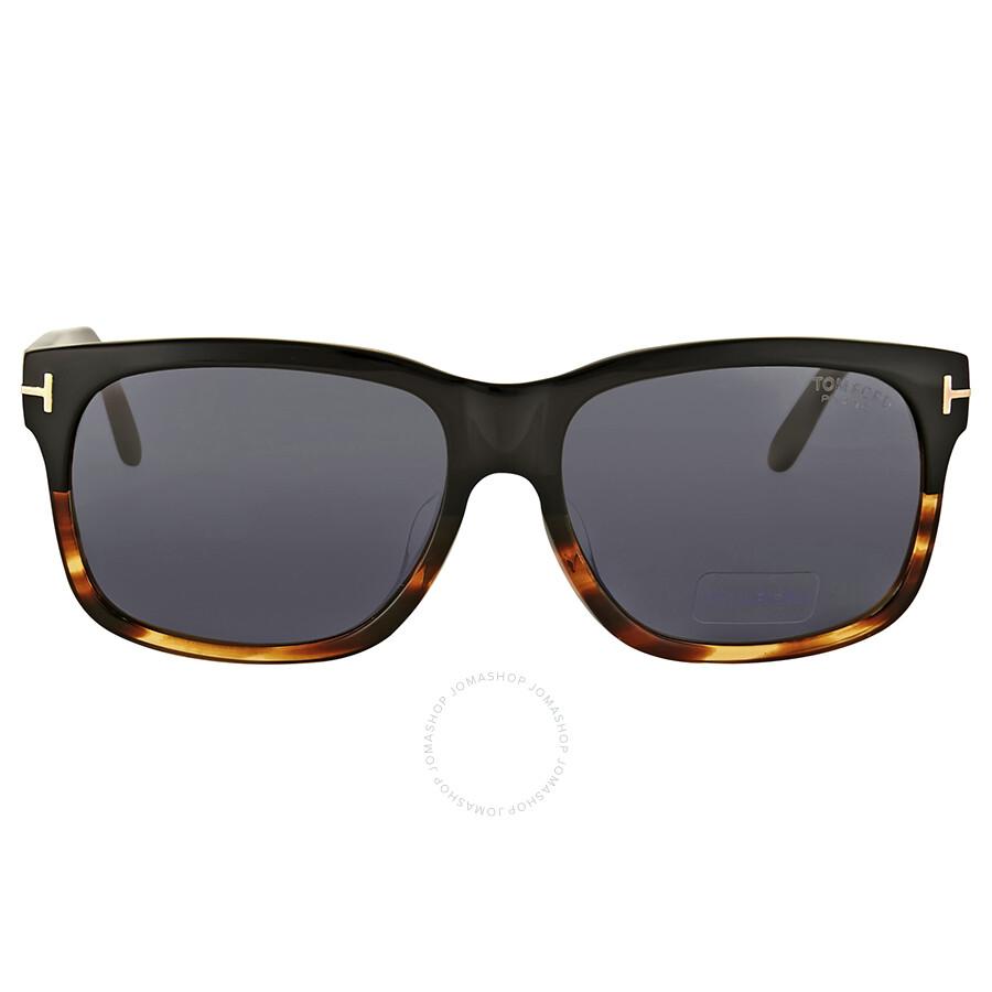 20ddb729c5b07 Tom Ford Barbara Smoke Grey Sunglasses - Tom Ford - Sunglasses ...