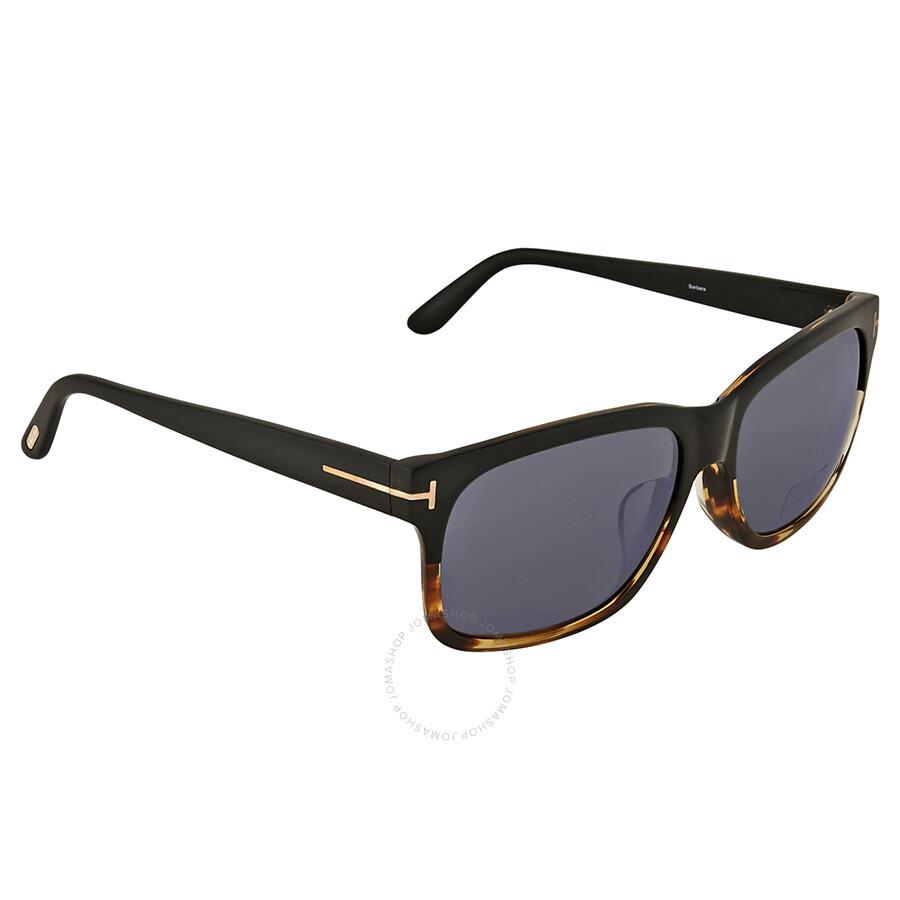 b10c305be6b Tom Ford Barbara Smoke Grey Sunglasses Tom Ford Barbara Smoke Grey  Sunglasses ...