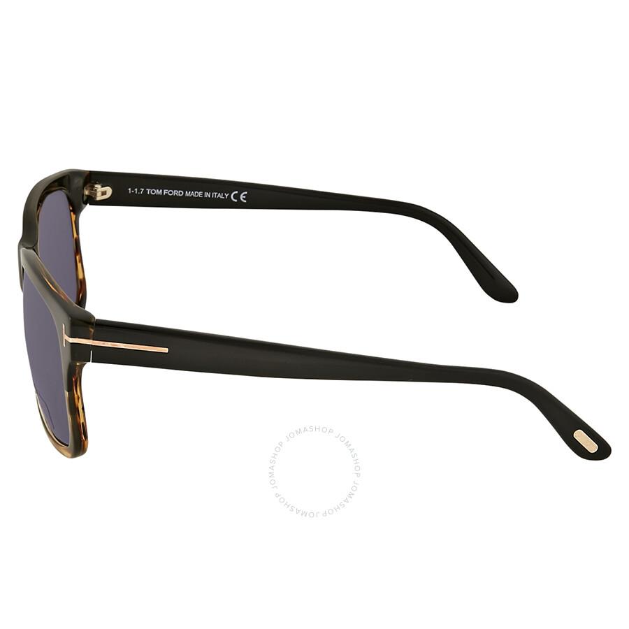3a1f65ed1d3 Tom Ford Barbara Smoke Grey Sunglasses - Tom Ford - Sunglasses ...