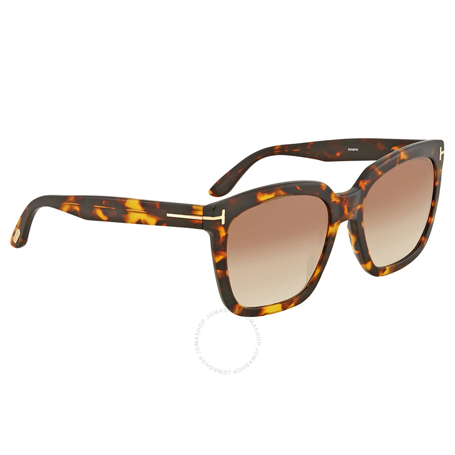 033549ff71 Tom Ford Brown Gradient Sunglasses FT0502 52F - Tom Ford ...