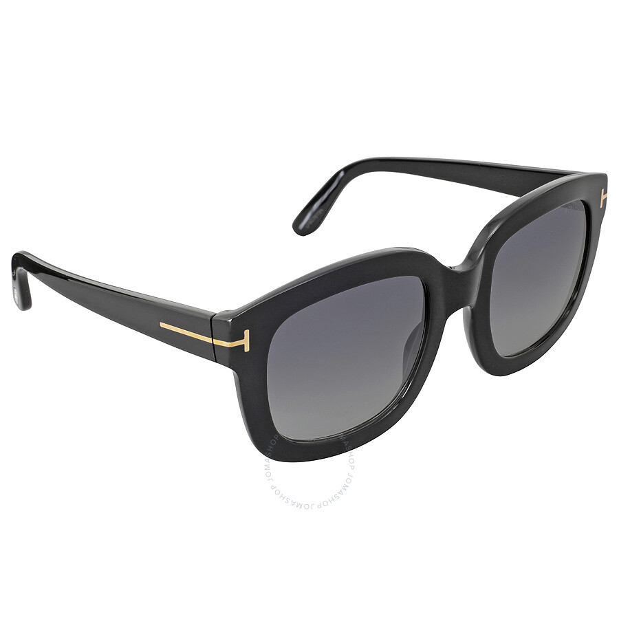 4a9207a597dd8 Tom Ford Christophe Gradient Smoke Ladies Sunglasses FT279-01B - Tom ...