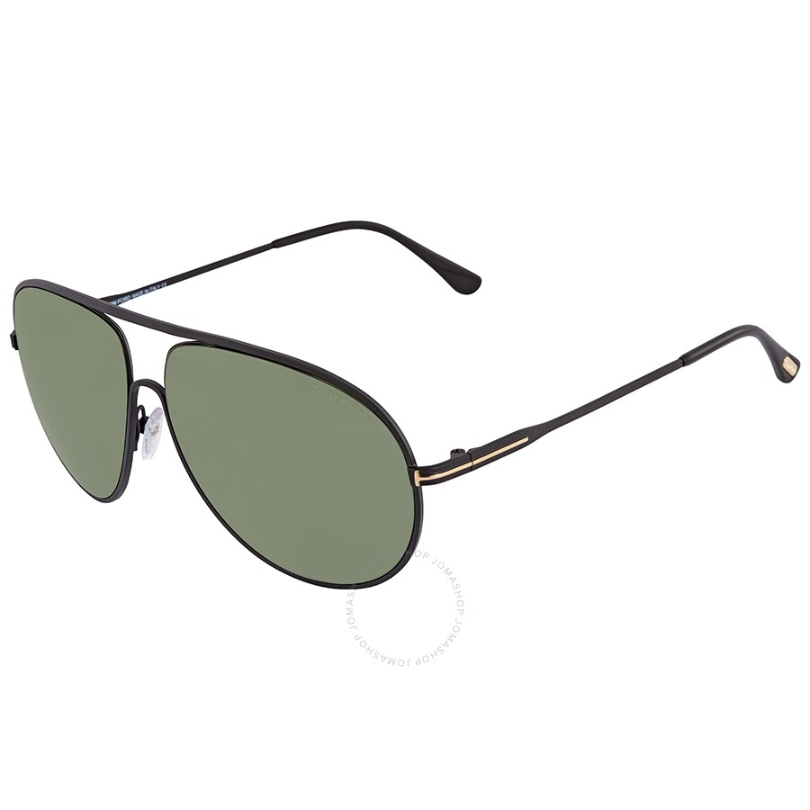 bb31437d4e9fb Tom Ford Cliff Green Aviator Sunglasses FT0450-02N - Tom Ford ...