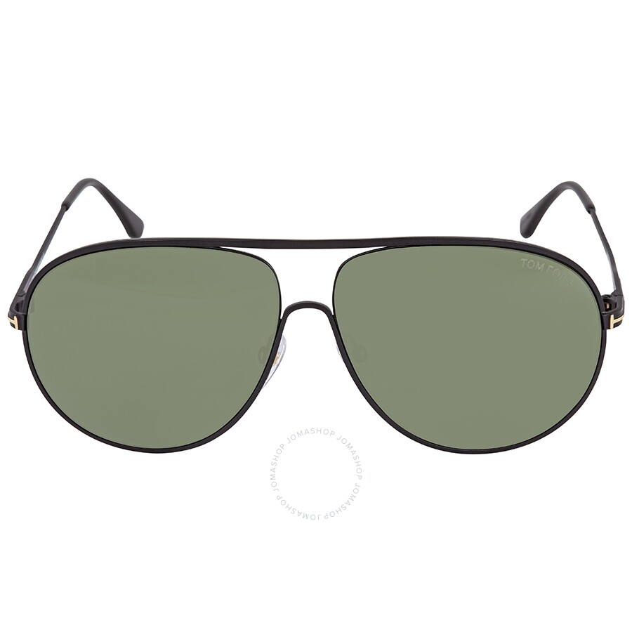 698268b575f66 Tom Ford Cliff Green Aviator Sunglasses FT0450-02N - Tom Ford ...