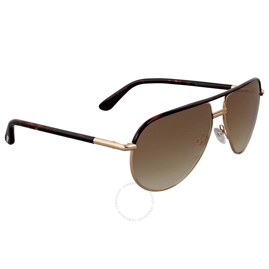 eeaf58663e Tom Ford Cole Gradient Roviex Havana Sunglasses - Tom Ford ...