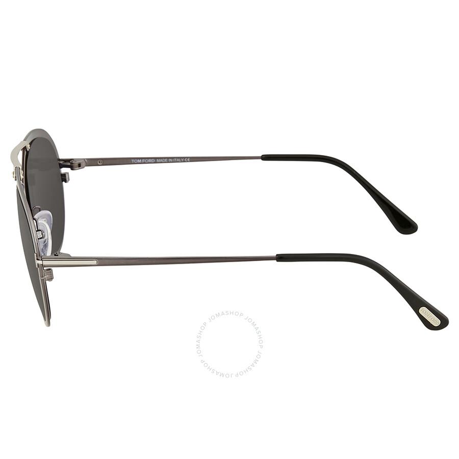 d092dcc98de Tom Ford Dashel Grey Aviator Sunglasses FT0508 08Z - Tom Ford ...