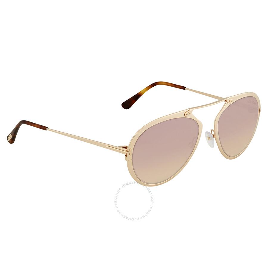 105178012f6 Tom Ford Dashel Aviator Sunglasses FT0508 28Z - Tom Ford ...