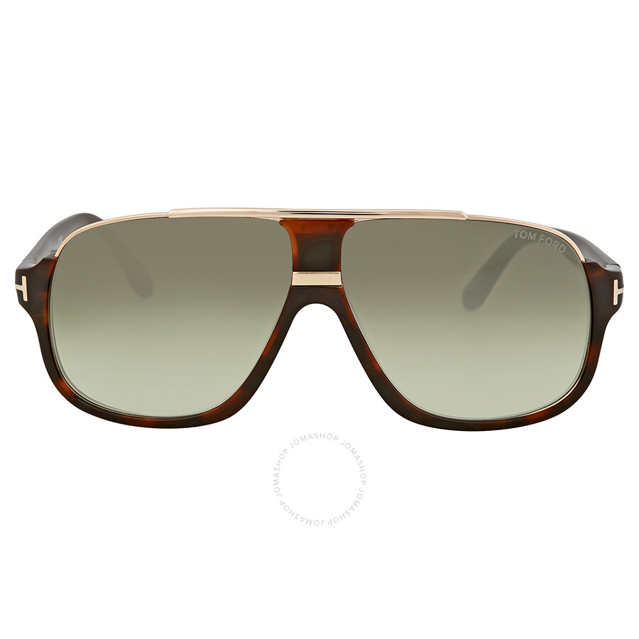6a0144fb08 Tom Ford Elliot Dark Havanna Sunglasses - Tom Ford - Sunglasses ...