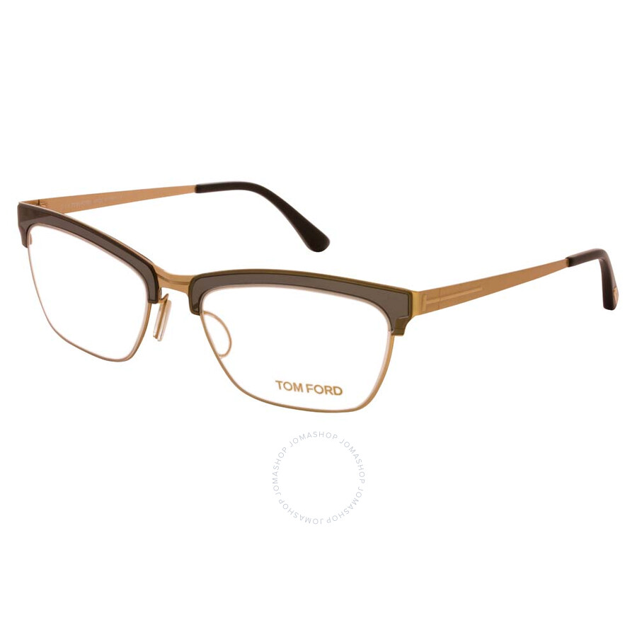 51ca99550f920 Tom Ford Grey Eyeglasses FT5392 020 54 - Tom Ford - Sunglasses ...