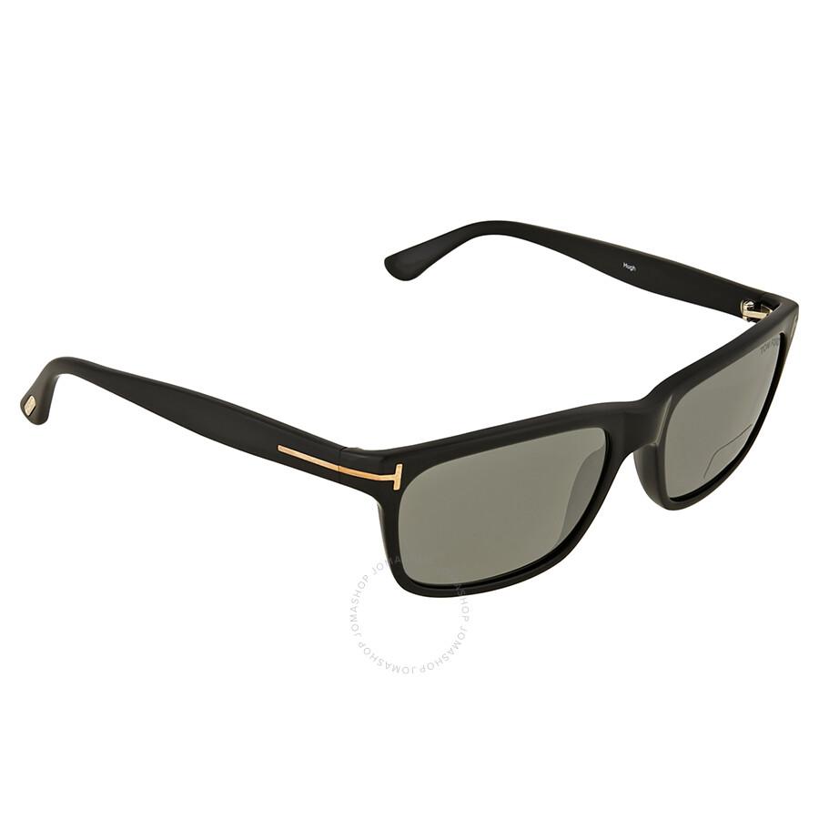 f031abb050d97 Tom Ford Hugh Black Sunglasses - Tom Ford - Sunglasses - Jomashop