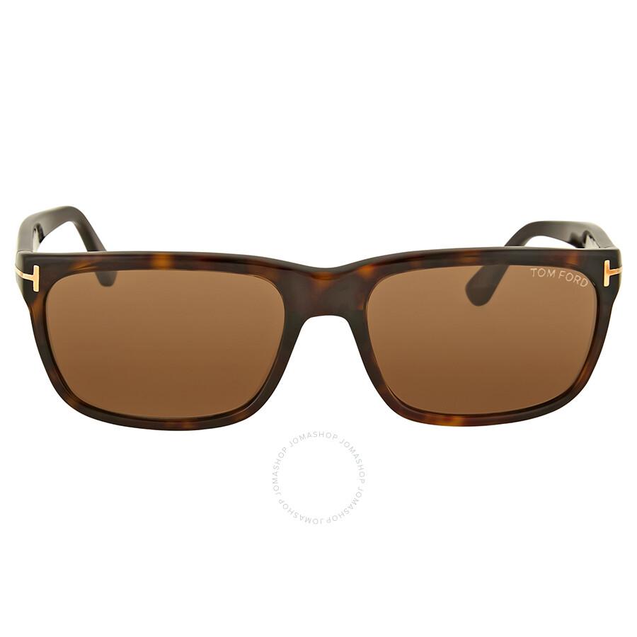f560de81922a2 Tom Ford Hugh Havana Sunglasses - Tom Ford - Sunglasses - Jomashop