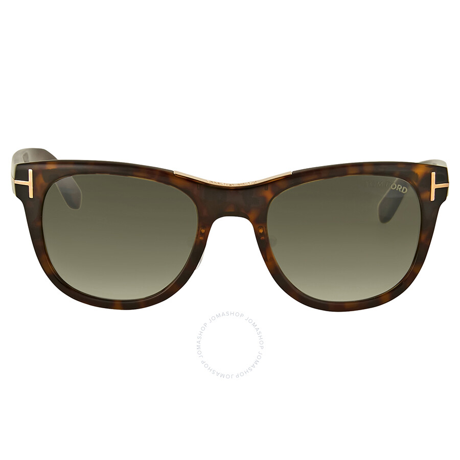 008a48f94fd Tom Ford Jack Green Gradient Sunglasses - Tom Ford - Sunglasses ...