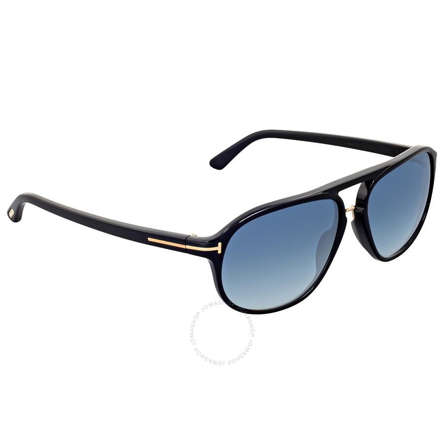 637e0a46c83 Tom Ford Jacob Gradient Turquoise Aviator Sunglasses Tom Ford Jacob  Gradient Turquoise Aviator Sunglasses ...