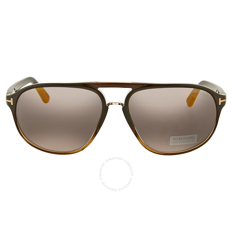 shades of low price sale affordable price Tom Ford Jacob Smoke Mirror Sunglasses