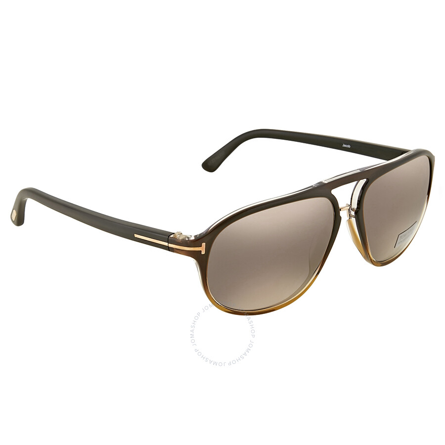 hot product purchase cheap best value Tom Ford Jacob Smoke Mirror Sunglasses - Tom Ford - Sunglasses ...