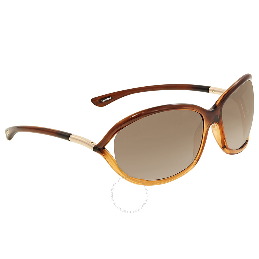 0830e8068b2 Tom Ford Jennifer Brown Gradient Sunglasses FT0008-50F - Tom Ford ...