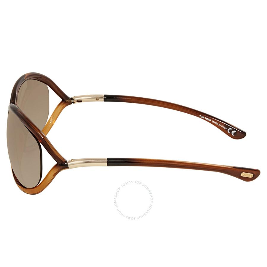 e1e9d4714aba Tom Ford Jennifer Brown Gradient Sunglasses FT0008-50F - Tom Ford ...