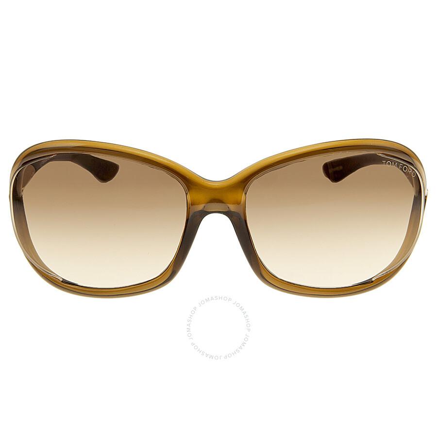 1ae7aa12497a Tom Ford Jennifer Brown Sunglasses TF0008-692 - Tom Ford ...