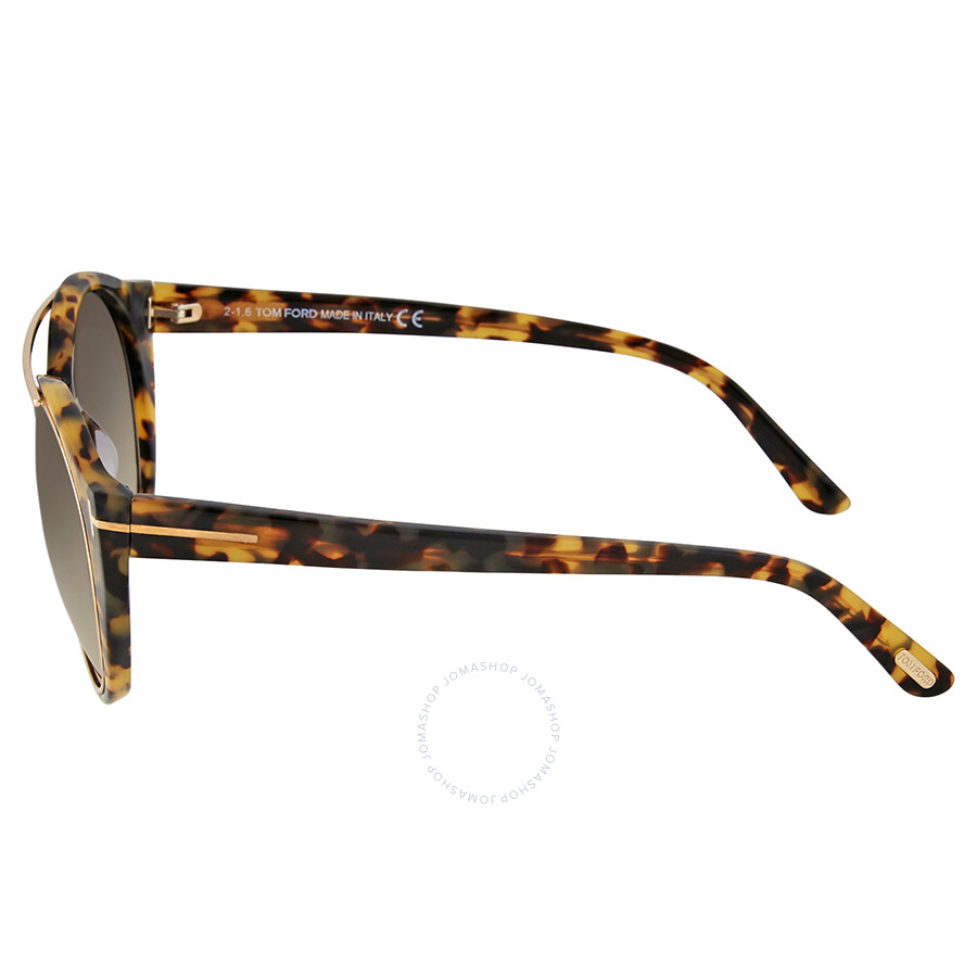 1cebe4df7a Tom Ford Joan Grey Gradient Sunglasses - Tom Ford - Sunglasses ...