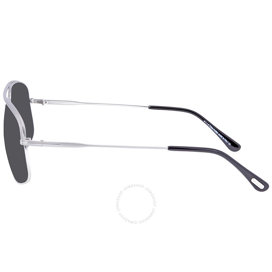 b3b8d37d3cc3 Tom Ford Justin Gradient Blue Sunglasses - Tom Ford - Sunglasses ...